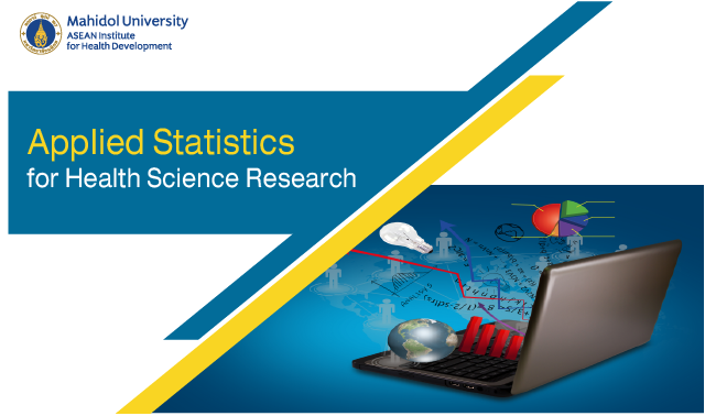 Applied Statistics for Health Science Research ADPM625