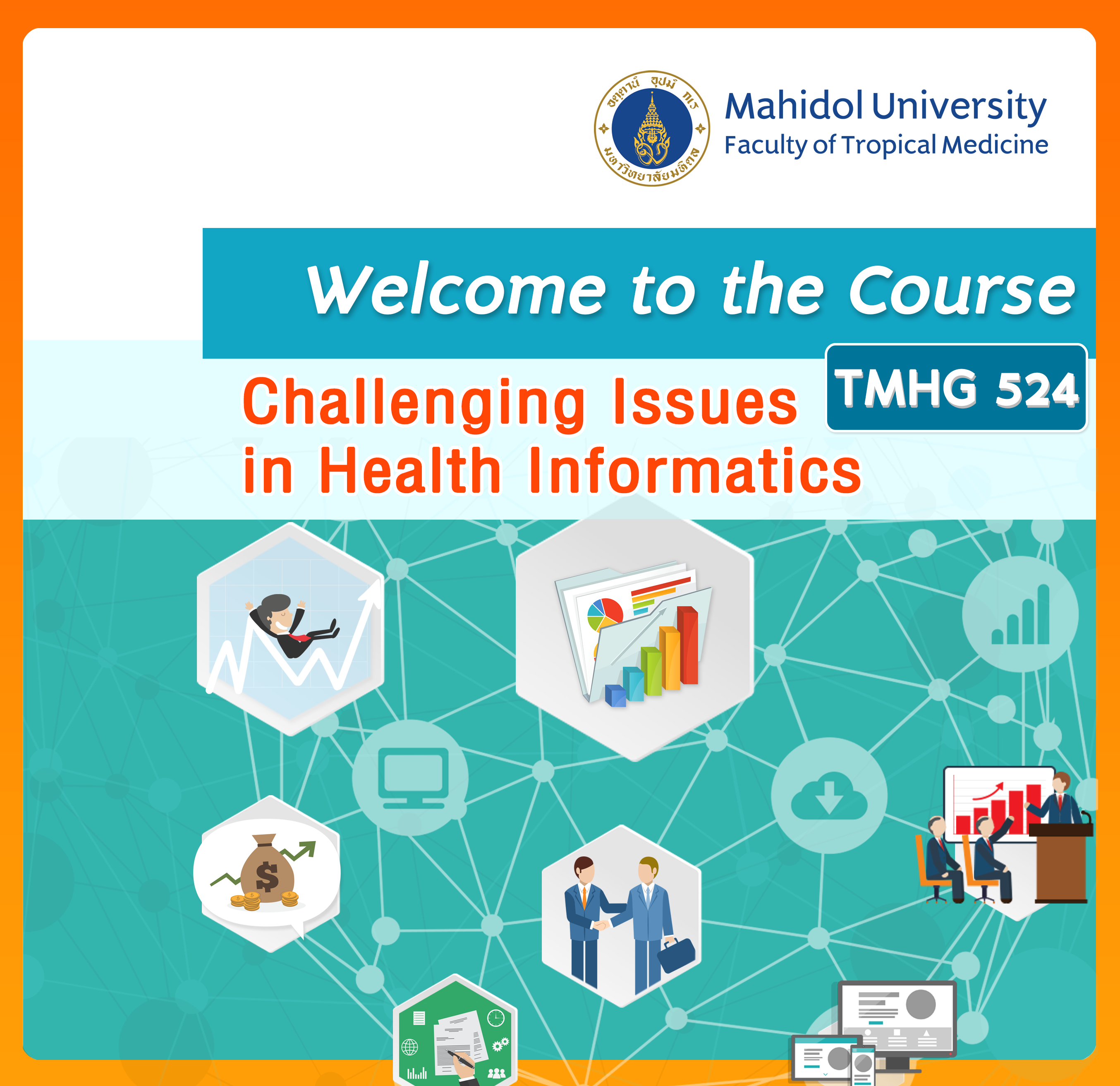 Challenging issues in Health Informatics  TMHG 544