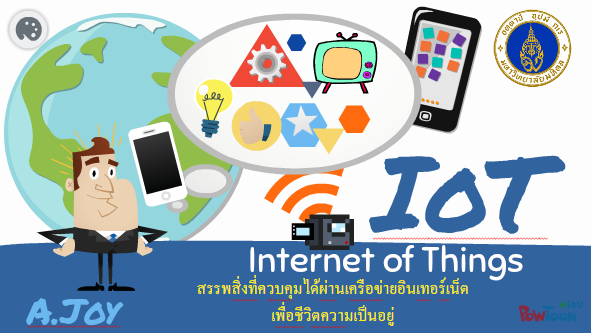 IoT (Internet of Things) for Living